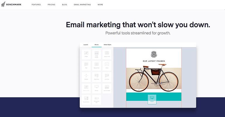 Benchmark - Mailchimp Alternative Email Marketing Tool