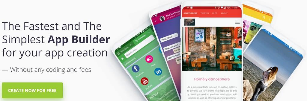 Appsgeyser - Webtopic