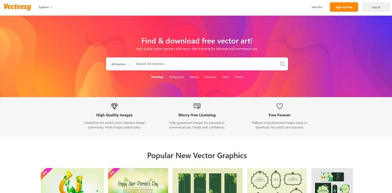 Free Icons Download at VectEezy