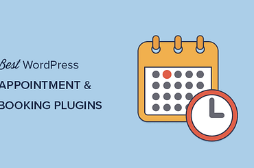 Top 10 WordPress Appointment And Booking Plugin