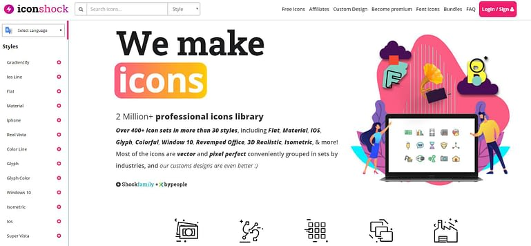 iconshock - Free Icons Download