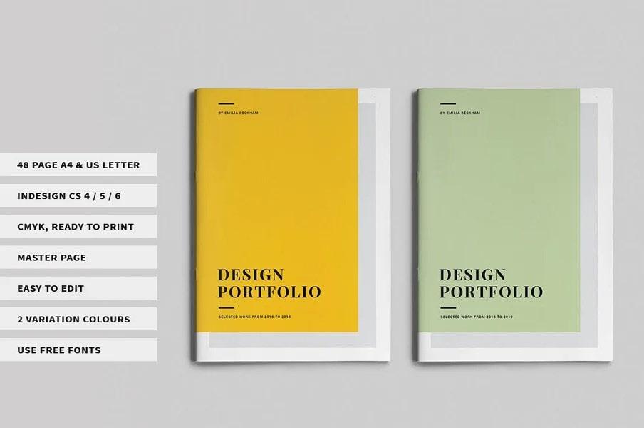 15. Graphic Design Portfolio by Occy Design min