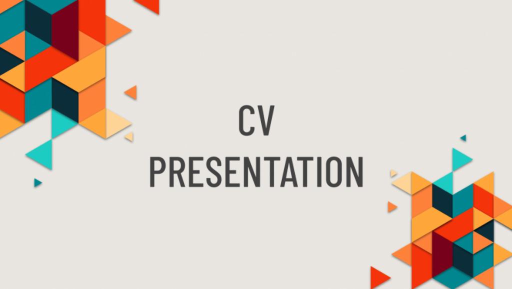 Mу Creative Resume Presentation