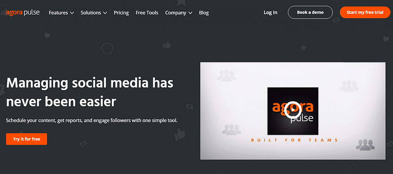 AgoraPulse Hootsuite and Buffer Alternative