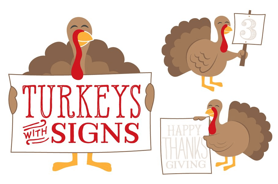 Turkeys with Signs e1586249124179