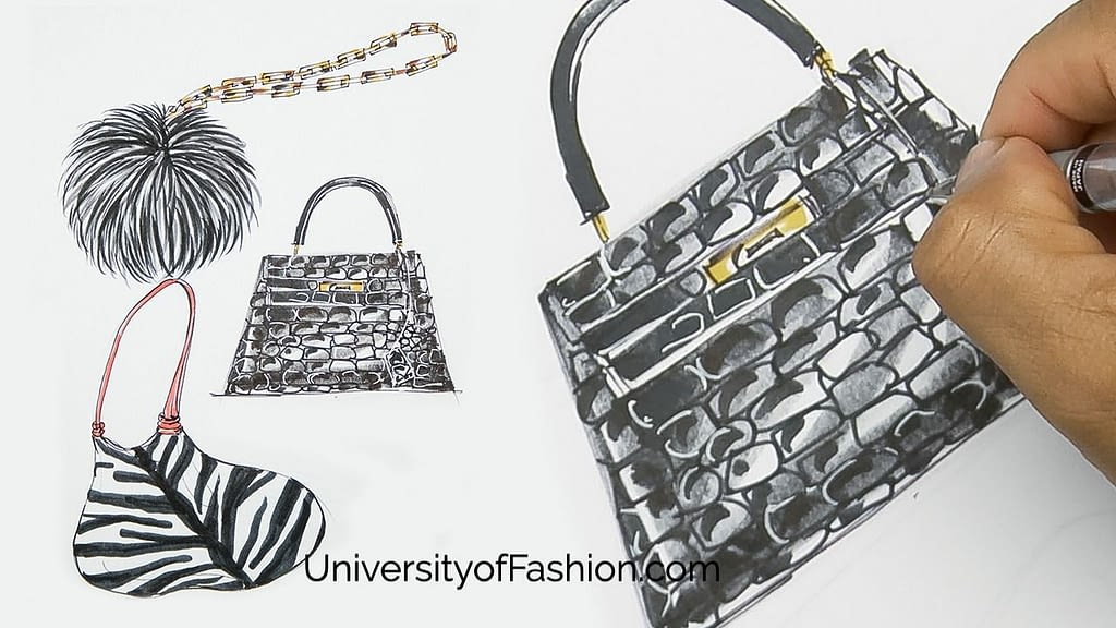 Learning how to design handbags Creative Career min