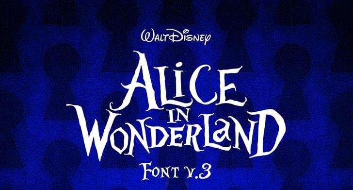 4. Alice in Wonderland min