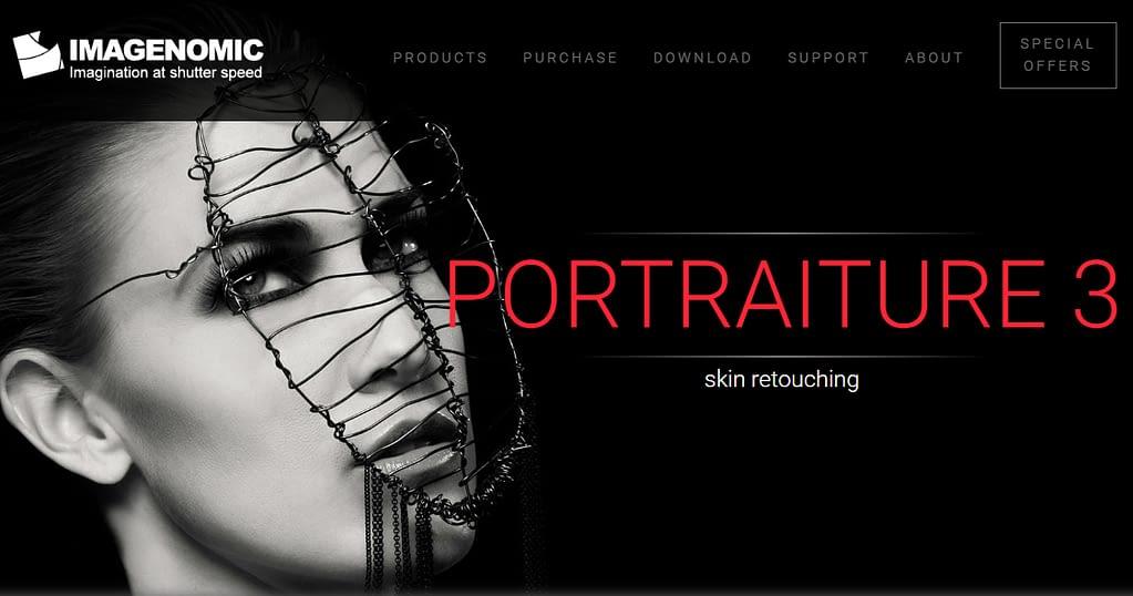 Portraiture Photoshop Add-Ons
