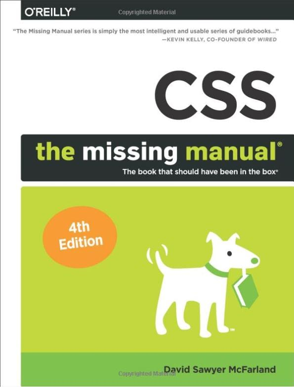 CSS Missing Manual