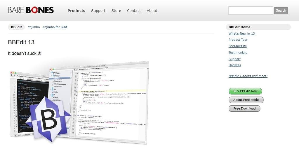 barebones Best JavaScript IDE and Code Editors