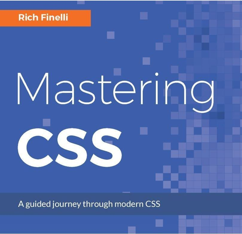 Mastering CSS book