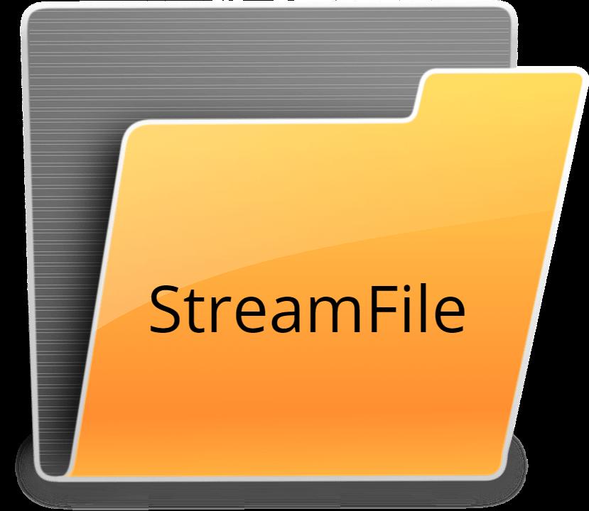 3rd nu StreamFile