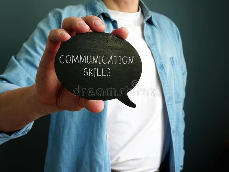 Learning to improve your communication skills min