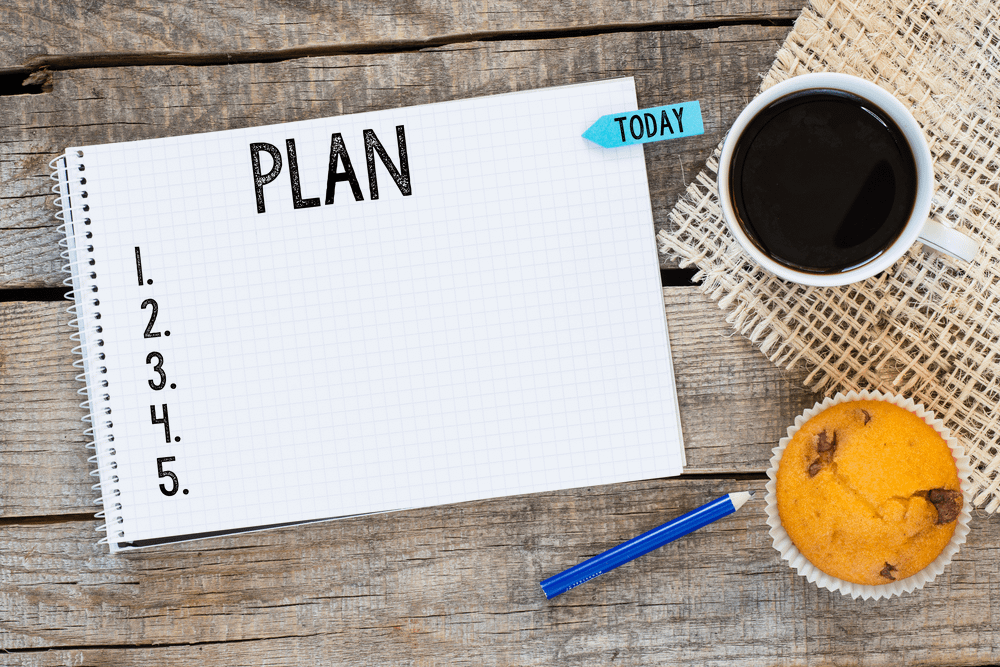 Plan content in advance - Webtopic