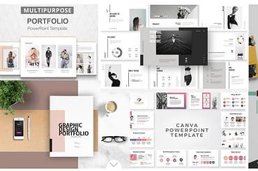 34 Best Graphic Design Portfolio PDF Super Collection