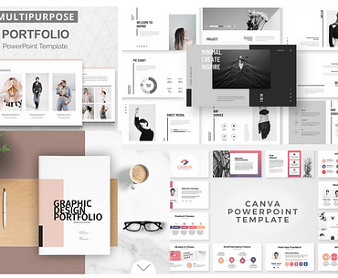 34 Best Graphic Design Portfolio PDF Super Collection