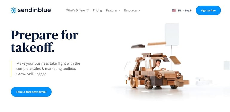 SendInBlue - Mailchimp Alternative EMail Marketing