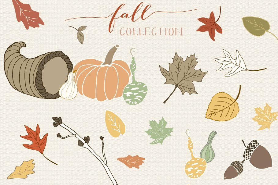 Fall Collection Fall Graphics