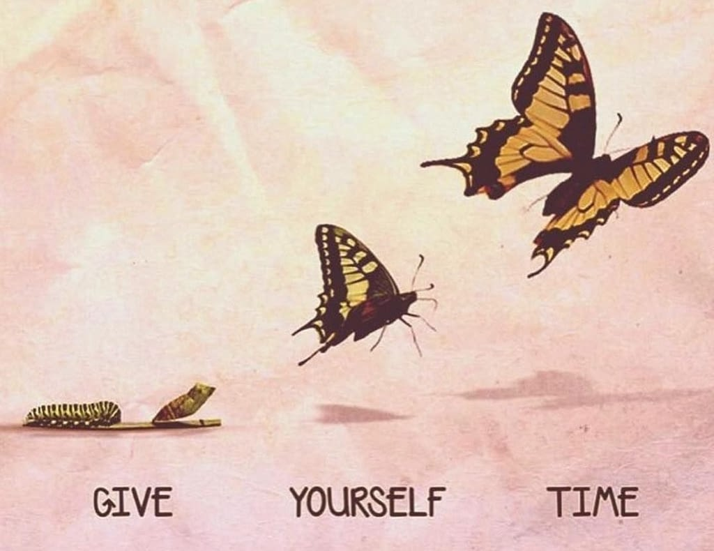 9. Giving time to yourself min