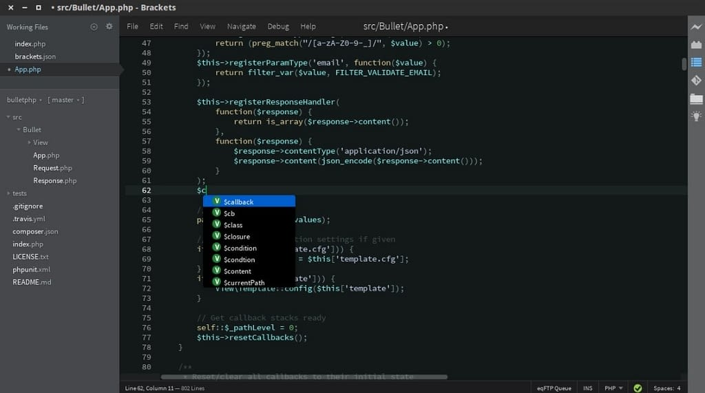 30. PHP Syntax Hint min