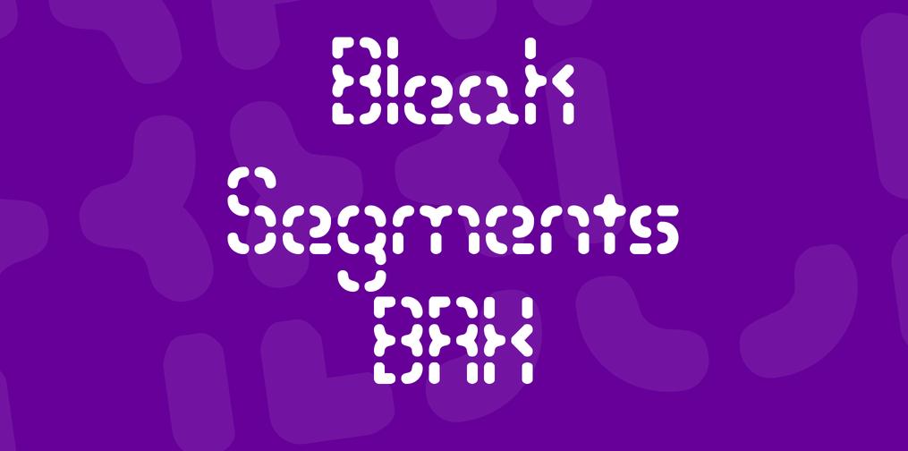 Bleak segments