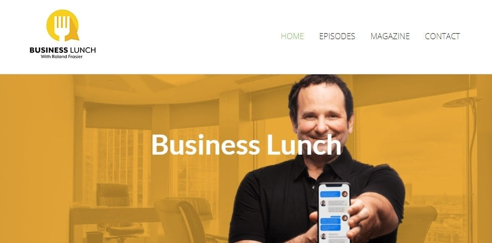 5. Business Lunch min