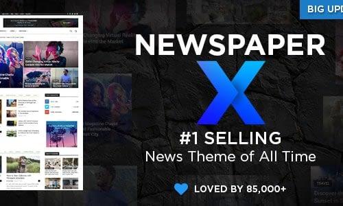 Newspaper-X