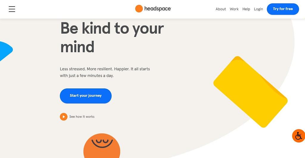 headspace min