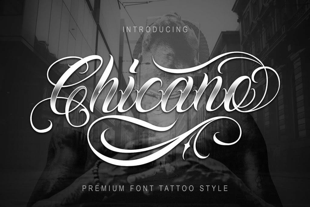 8. Chicano – Tattoo Style – min