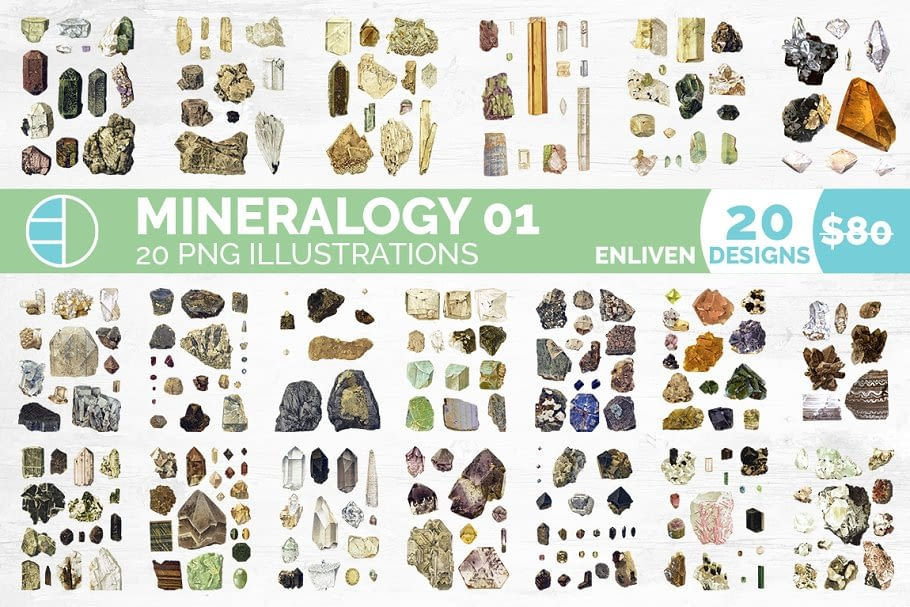 Mineralogy Gems Crystals min