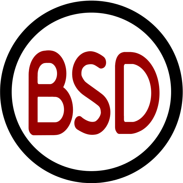 BSD Open Source License