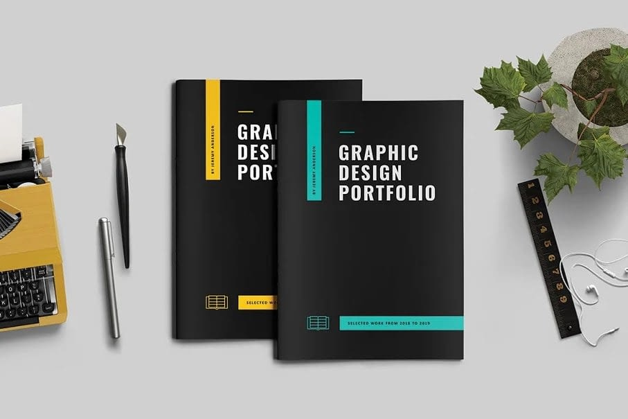 13. Graphic Design Portfolio by Occy Design min