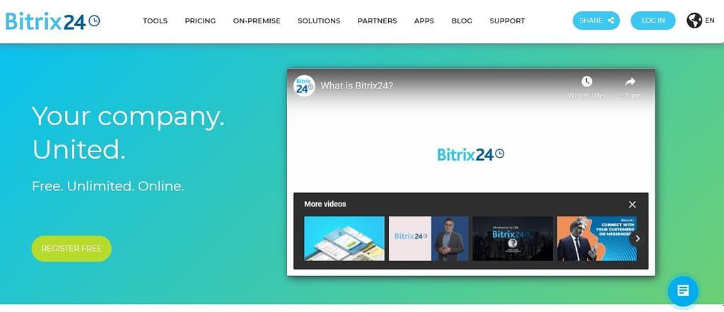 bitrix24 min