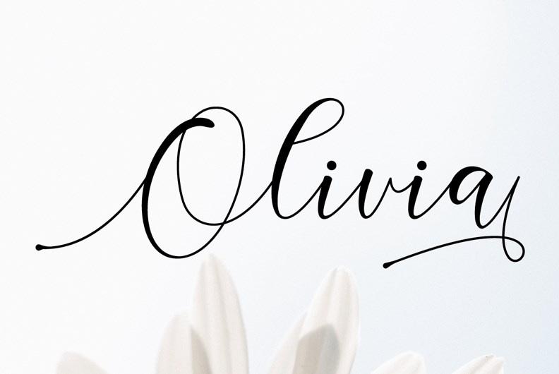 46. Olivia min