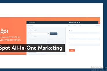 2nd HubSpot All In One Marketing up