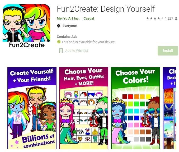 9. Fun2Create Design Yourself min