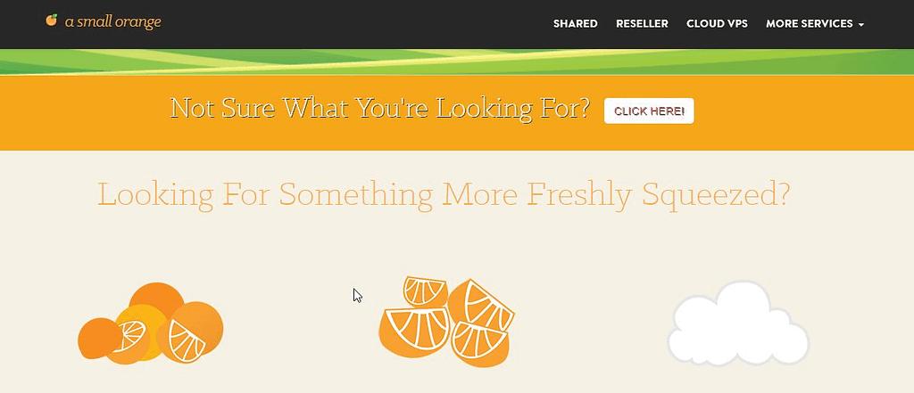 asmallorange webhosting