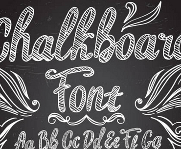 50-Free-Chalkboard-Fonts-You-Can-Download