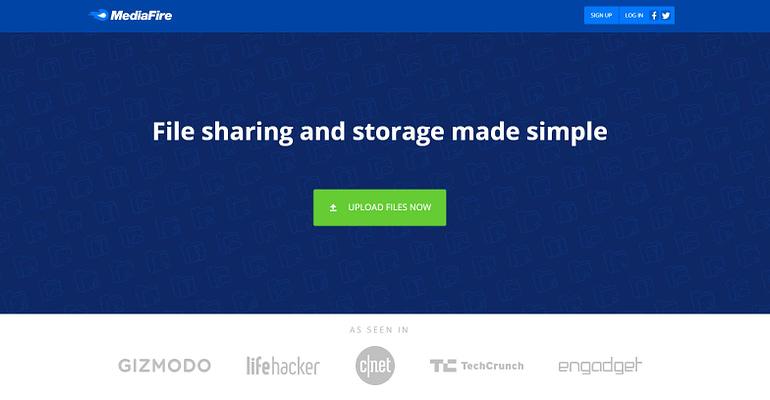 MediaFire - Dropbox Alternative