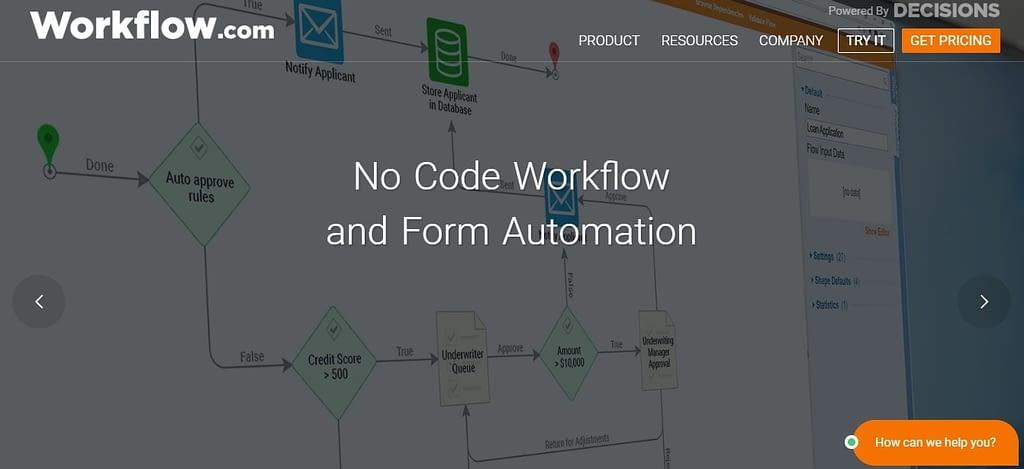 workflow min