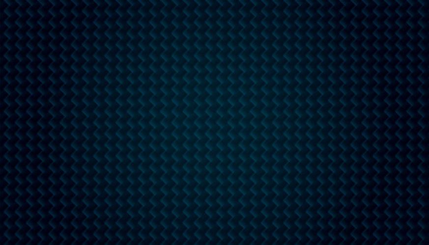Abstract dark blue carbon fiber texture background