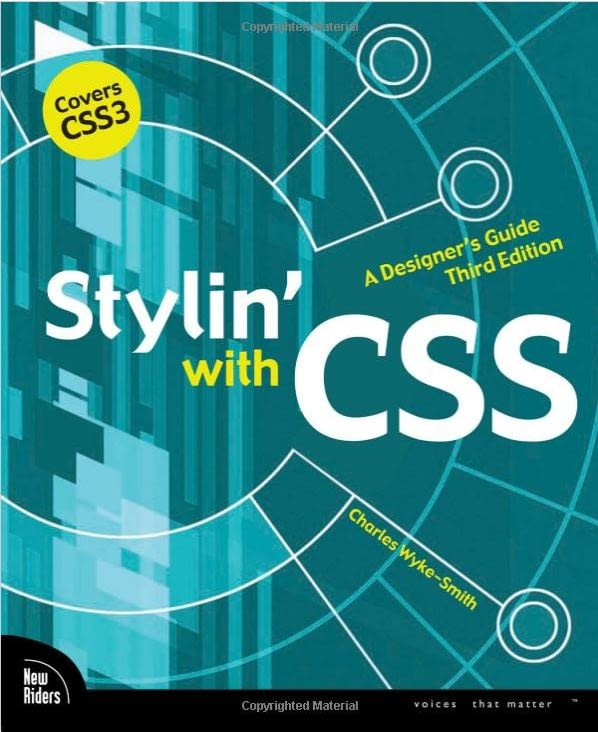 Stylin with CSS Book