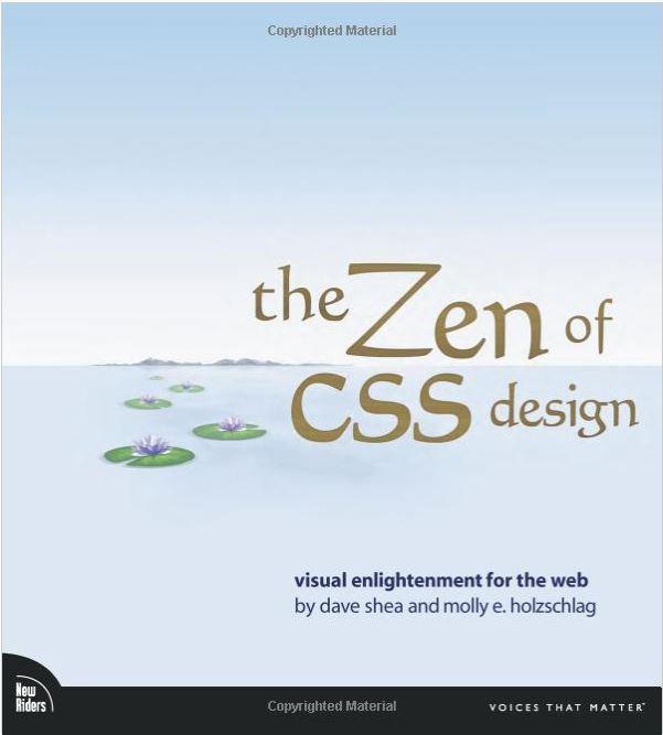 the Zen of CSS design book