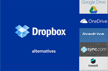 6 Cheaper alternative to dropbox