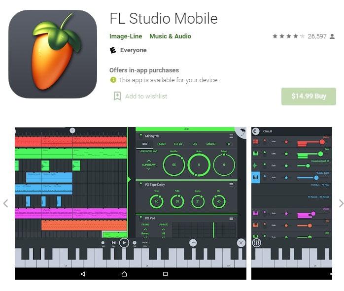 7. FL Studio Mobile for musical art min