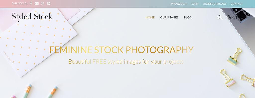 StyledStock - Webtopic