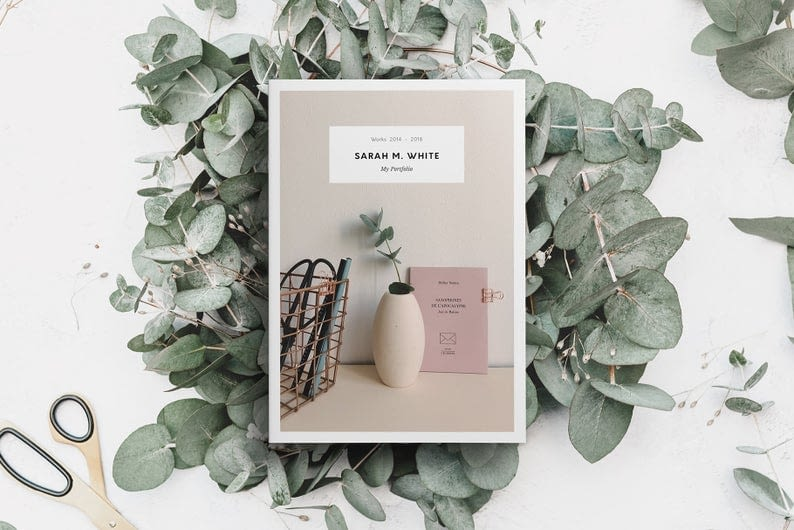 16. Portfolio Catalog Resume for Crafters by latepapel min