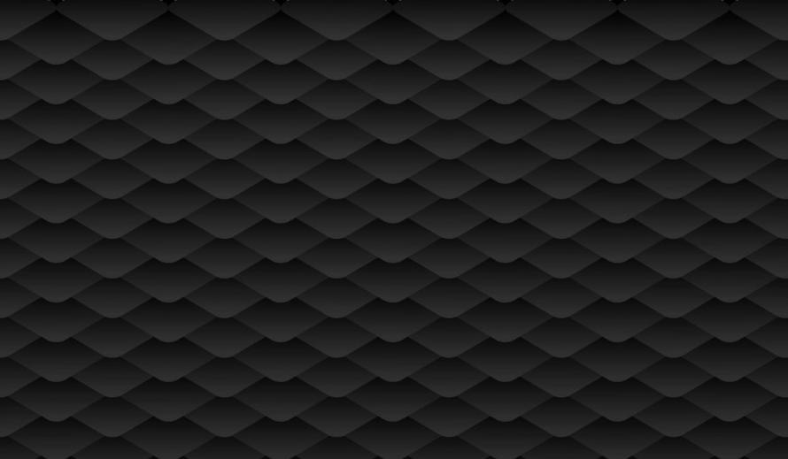 Abstract pattern in black color (Carbon Fiber Textures)