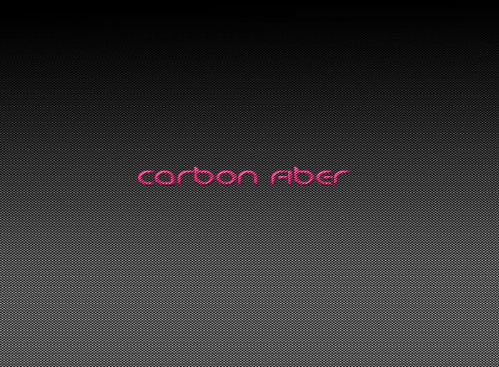 Free carbon fiber pattern
