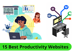 15 Best Productivity Websites